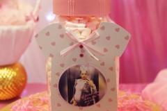 Baby Bottle Centrepiece