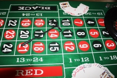 Roulette Table Display
