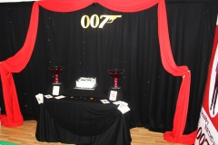 Backdrop Feature