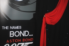 Personalised Theme Floor Banner