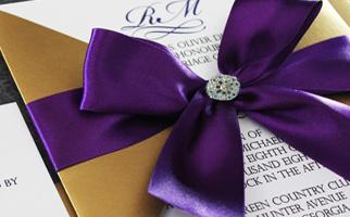 Printed & Handmade Invitations